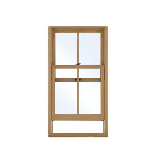 WDMA Vertical sliding aluminum window Aluminum Single Hung Window