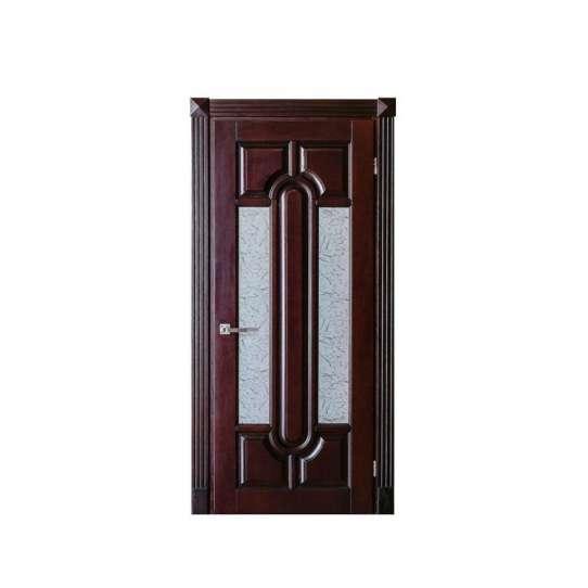 China WDMA Wooden Swing Door