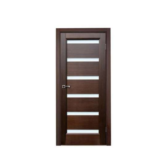 China WDMA Glass Door For Wooden Frame