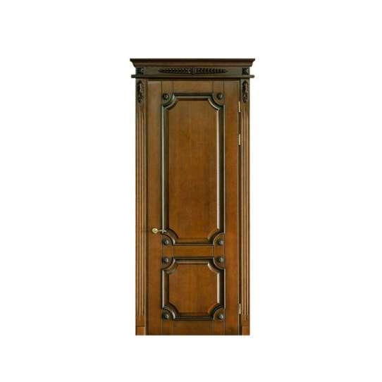 WDMA wood carving door design