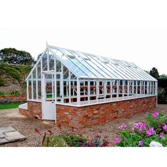 WDMA Direct by China Simple Design Aluminium Glass House for Pool Factory Supplier