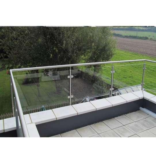 WDMA Duplex House Indoor Interior Premade Prefab Metal Wire Stair Railing Baluster Design