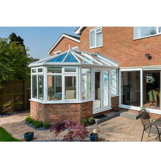 WDMA Prefabricated Glass House