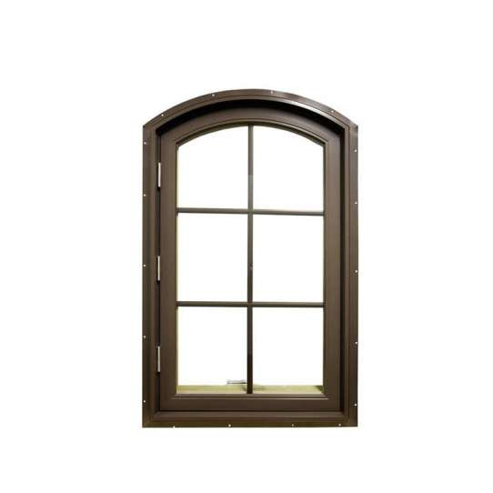 China WDMA aluminum window Aluminum Casement Window
