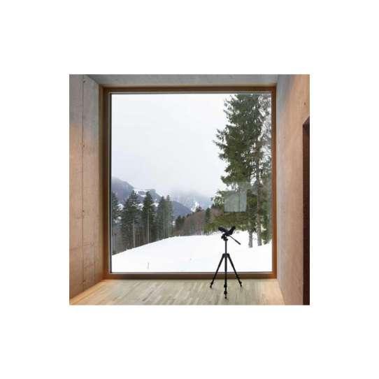 WDMA single glazed window Aluminum Fixed Window