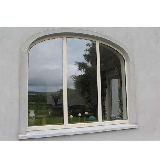 China WDMA single glazed window