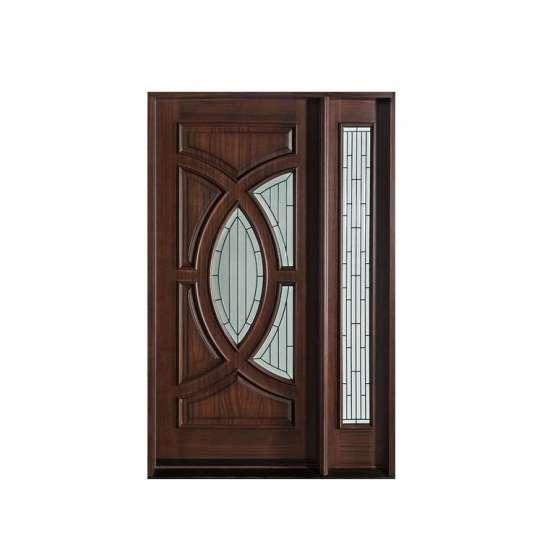 WDMA exotic wood door Wooden doors