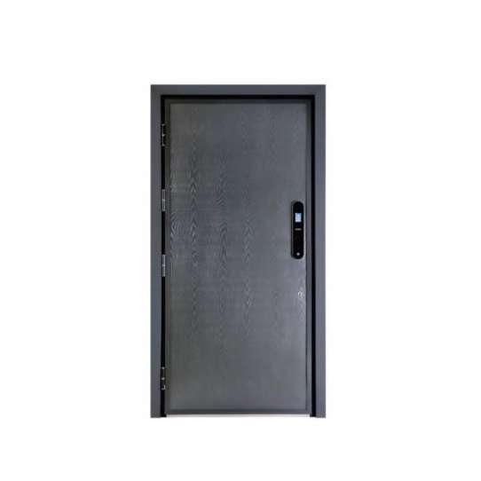 WDMA entrance door aluminium Aluminum Casting Door