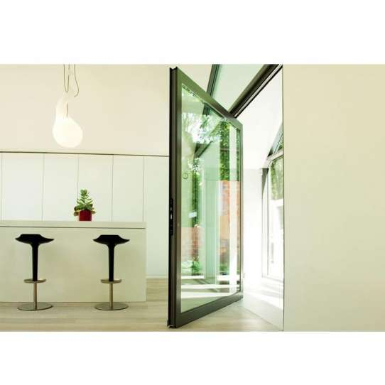 WDMA pivot entry door Aluminum Pivot Doors