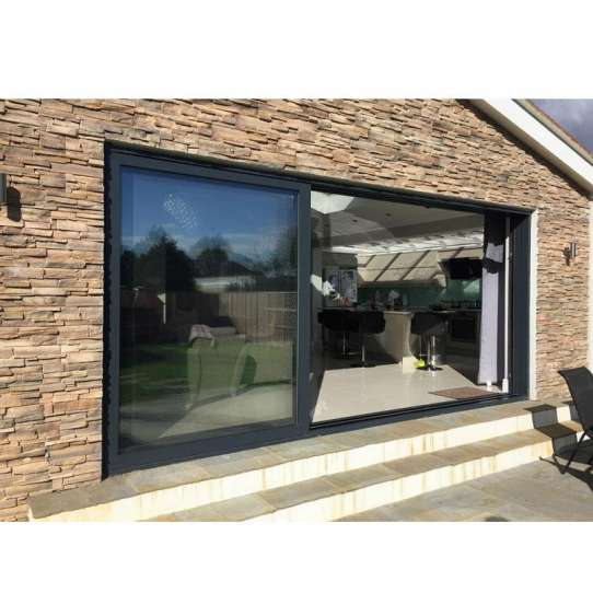 WDMA remote control sliding door