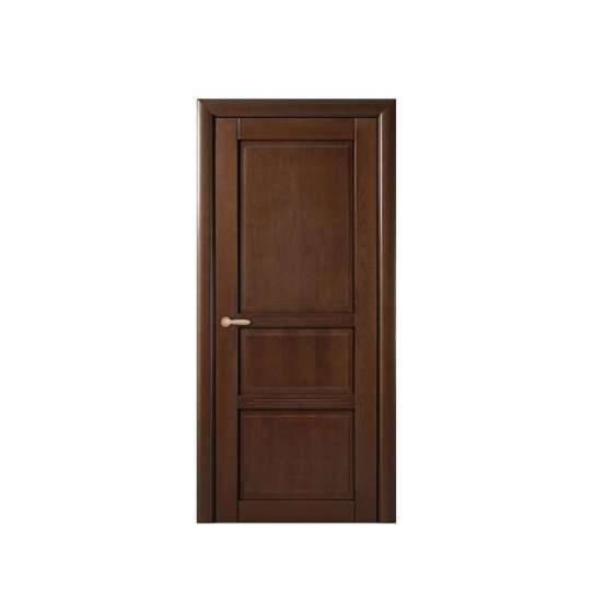 WDMA Exterior Solid Wood Door Import For House