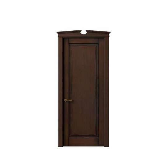 China WDMA Exterior Solid Wood Door Import For House