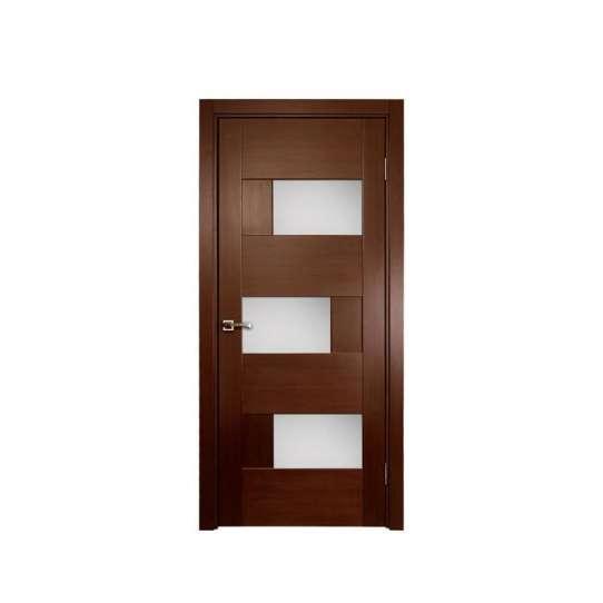 WDMA external wooden door and frame