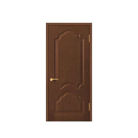 China WDMA external wooden door and frame Wooden doors