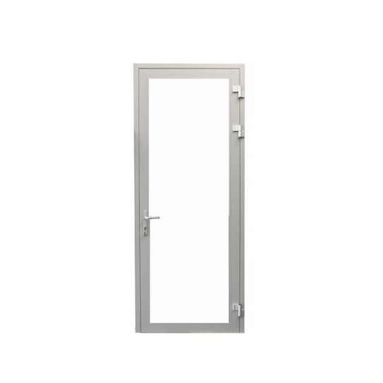 WDMA jalousie doors Aluminum Hinged Doors
