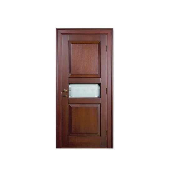 WDMA modern wood door designs Wooden doors