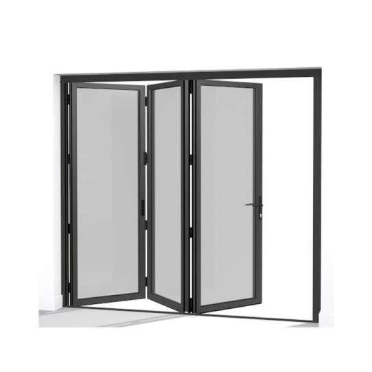 WDMA shop folding doors Aluminum Folding Doors