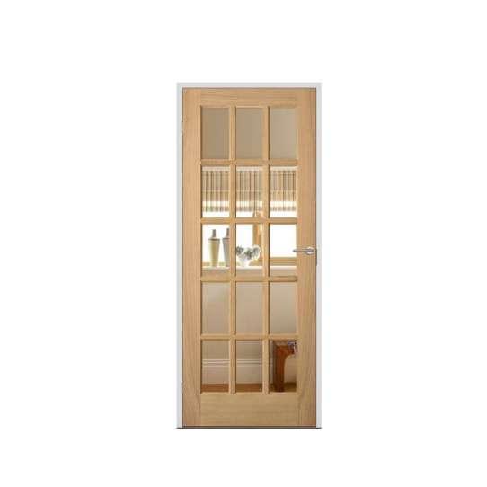 China WDMA front wooden door for homes Wooden doors