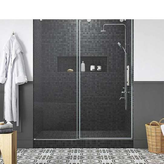 China WDMA 4 sided shower enclosure Shower door room cabin