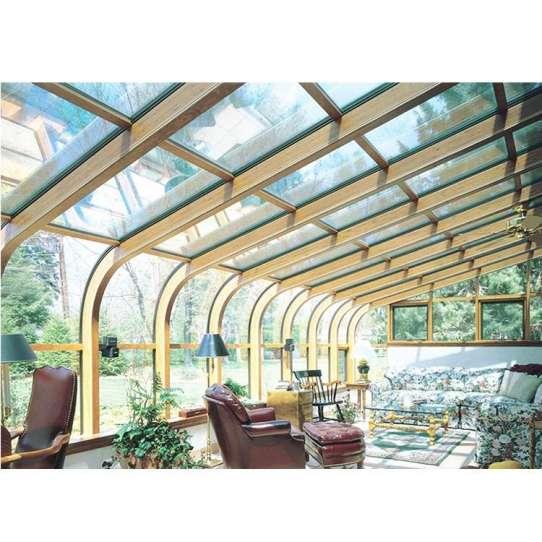 China WDMA Insulated Sunroom Roof Panels