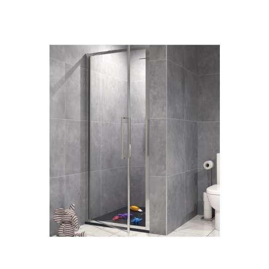 China WDMA Freestanding Bath Shower Room Shower Door Enclosure