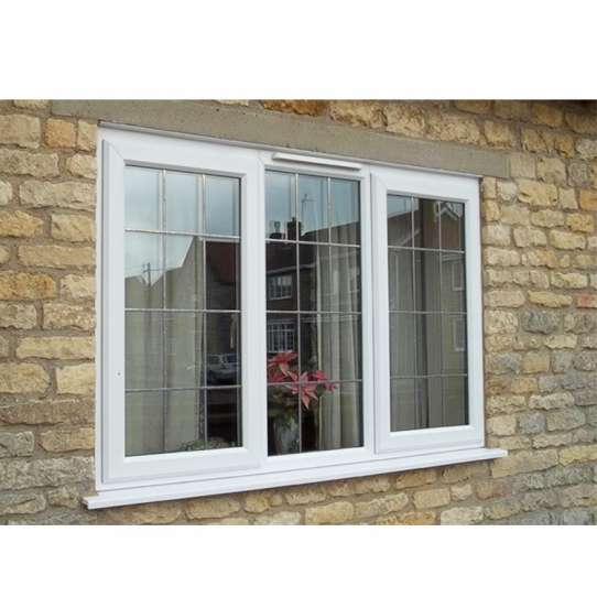 China WDMA aluminium windows in pakistan with grill design Aluminum Casement Window