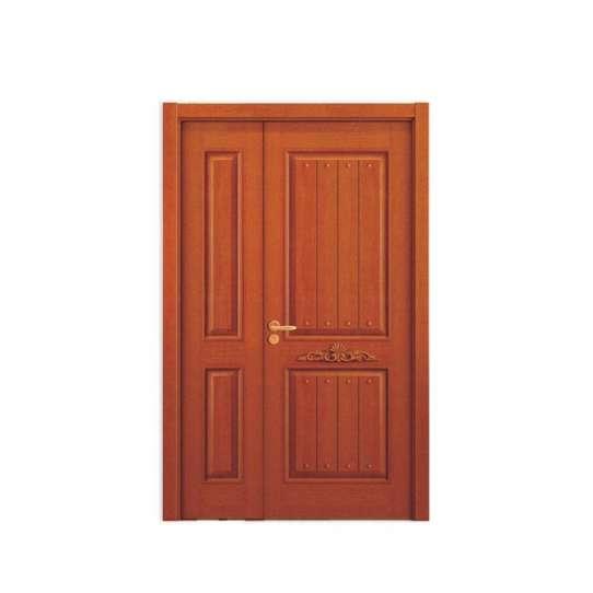 China WDMA Fush Design Cheap Bedroom Door Model Prices