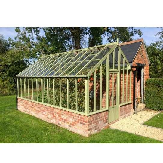 WDMA Garden Aluminum Enclosure Conservatory Sunroom House