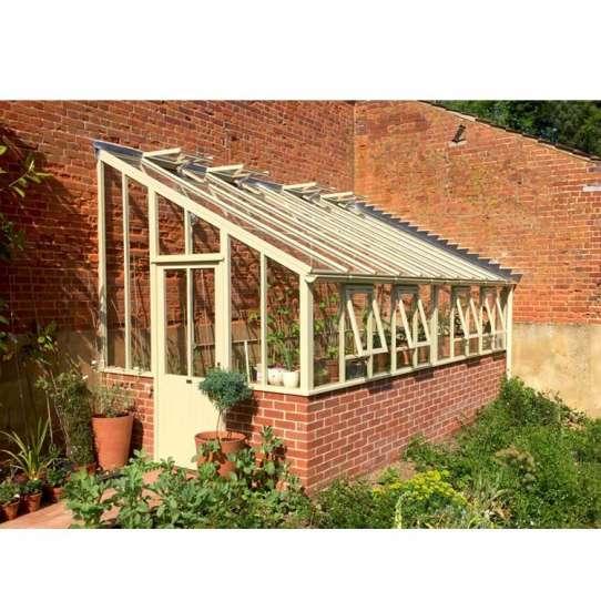 China WDMA Garden Aluminum Enclosure Conservatory Sunroom House