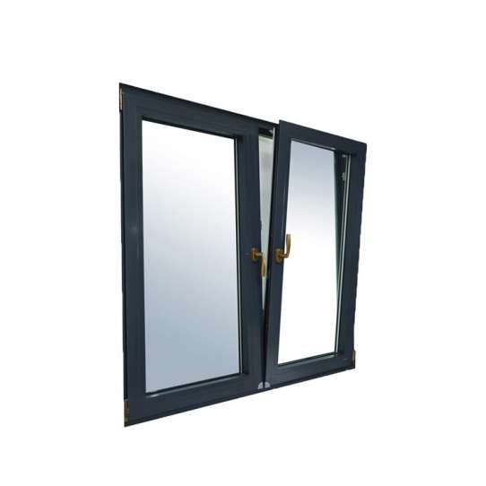WDMA turn and tilt window mechanism Aluminum Casement Window
