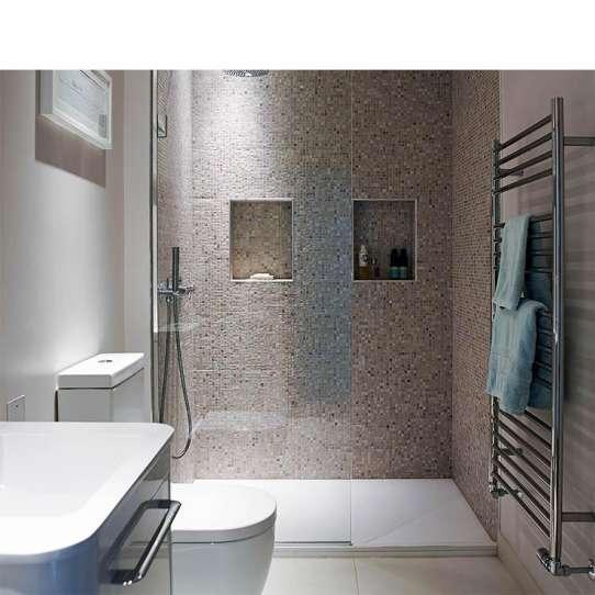 China WDMA glass shower cabin Shower door room cabin