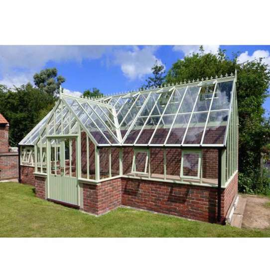 WDMA Glass Sunroom Conservatory Roofs System