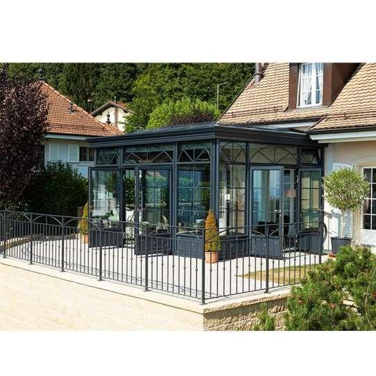 WDMA conservatory roof system Aluminum Sunroom