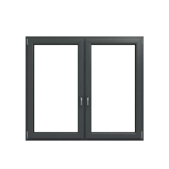 WDMA glass window wood grain window