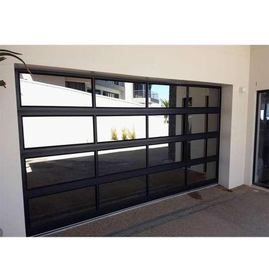 China WDMA smart garage door