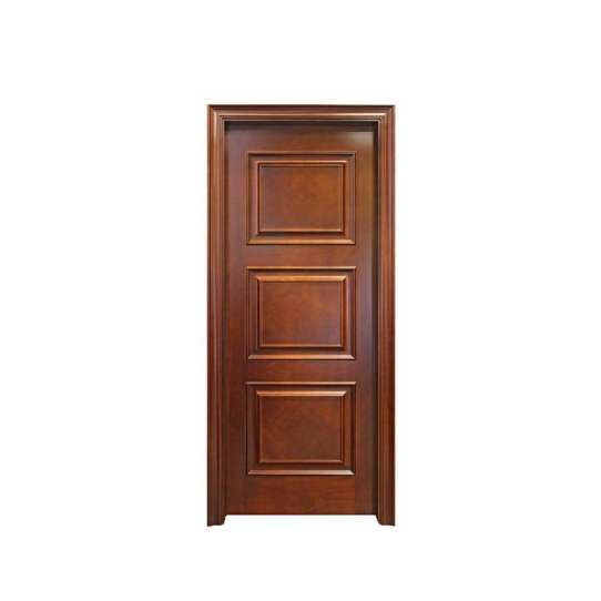 China WDMA Good Quality Moroccan Interior Wood Doors Pictures