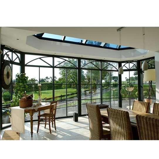 WDMA Glass Garden House