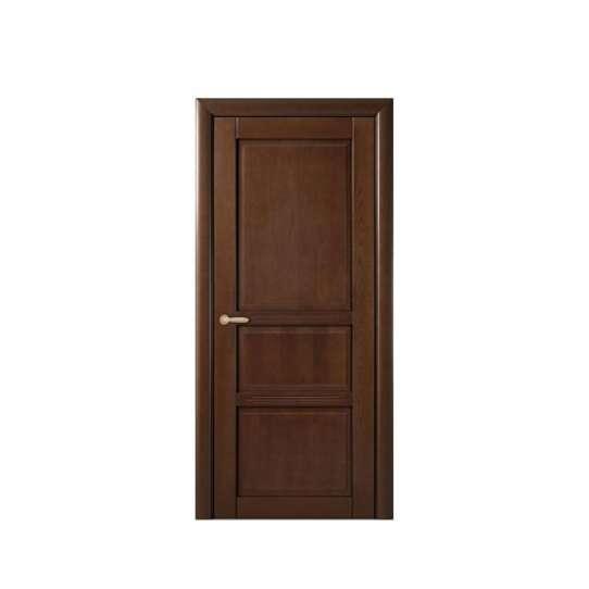 WDMA handmade carving wooden door design
