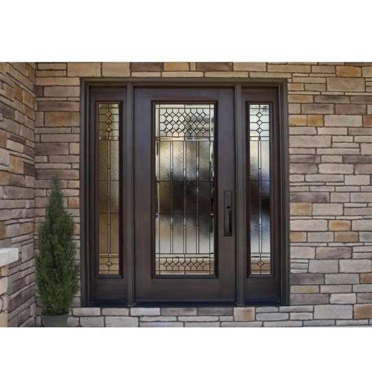 China WDMA Entry Door Design