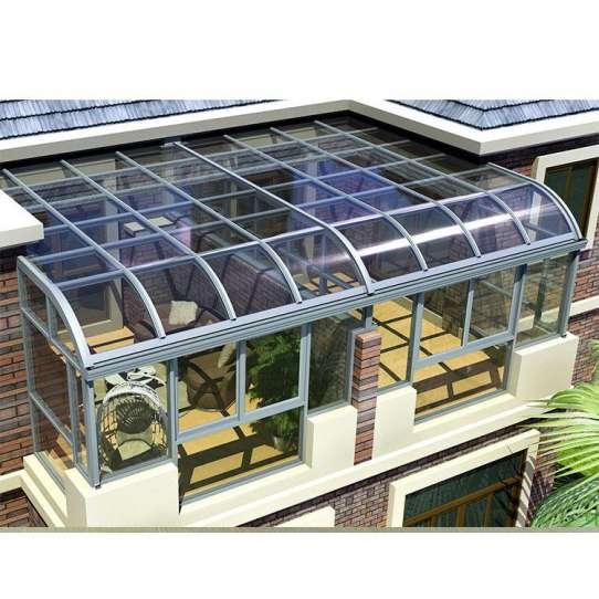 China WDMA home solarium Aluminum Sunroom