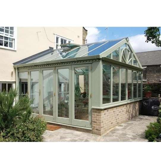 WDMA winter greenhouse Aluminum Sunroom