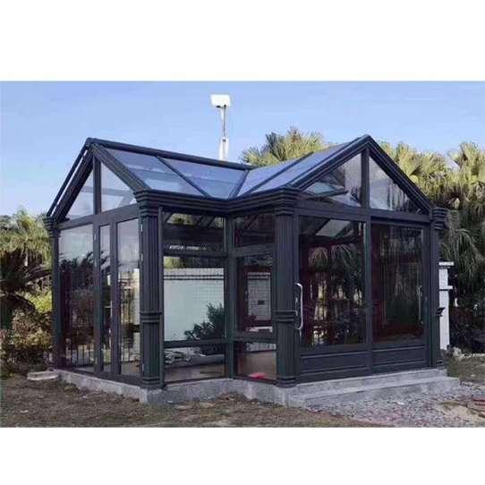 China WDMA winter greenhouse