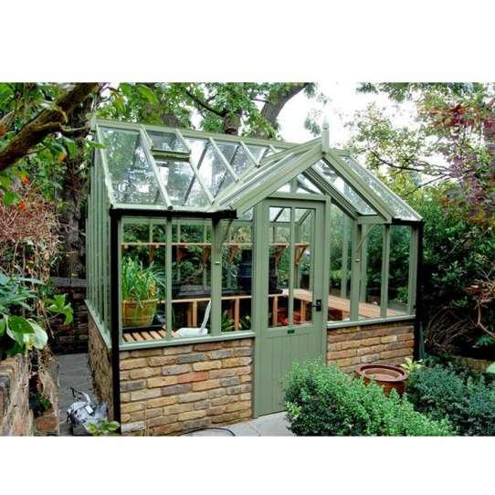 WDMA conservatory greenhouse