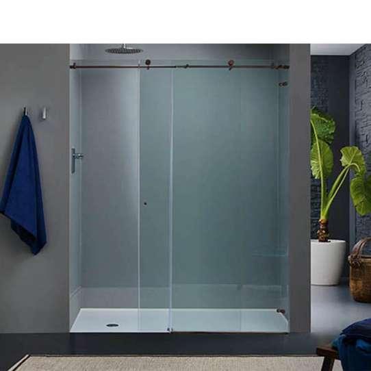 WDMA Hotel Bathroom Straight Shower Door Shower Room Shower Cabin Price