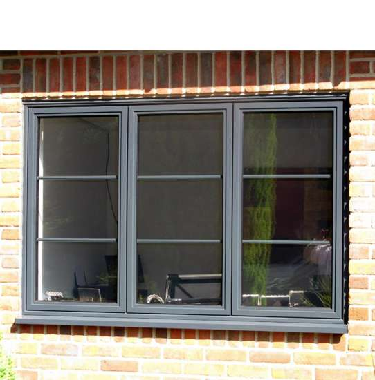 WDMA wholesale doors and windows Aluminum Casement Window