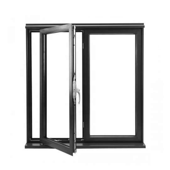 China WDMA House Wholesale Bullet Proof Doors And Windows Design