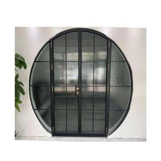 WDMA Door Glass Insert Blinds