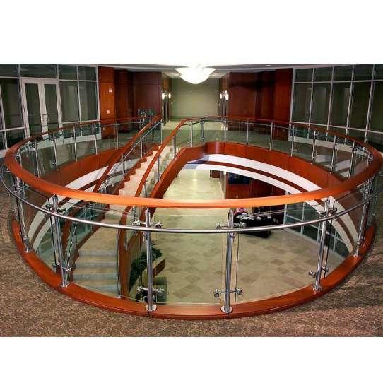 WDMA Indoor Balcony Railing