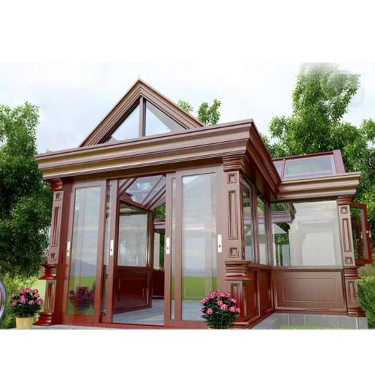 China WDMA insulated glass rooms