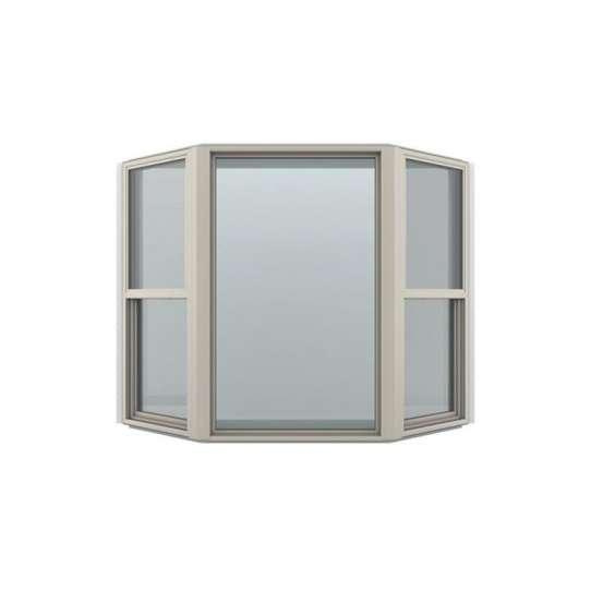China WDMA beveled glass windows